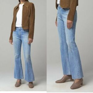 COH Amelia Vintage Flare Jeans Lucky One Blue 27